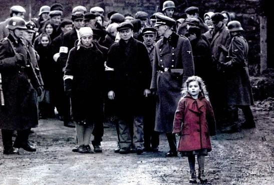 Auschwitz 6 A menina de vermelho que chamou a atenção de Schindler