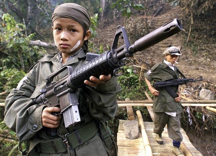 Bambini soldato 2