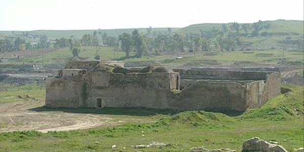 monastero di Saint Elijah a Mosul, Iraq