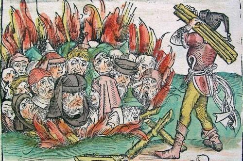 Lutero, mea culpa sugli ebrei