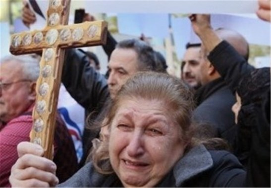 Christians in the Middle East martyrdom