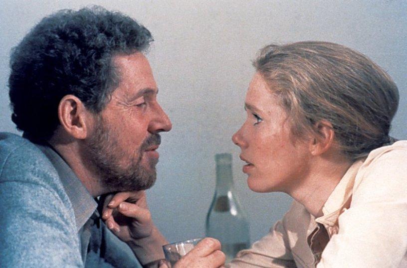 dialogo di Ingmar Bergman in Scene da un matrimonio.