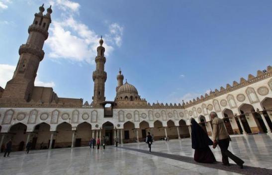 L'università sunnita di al-Azhar