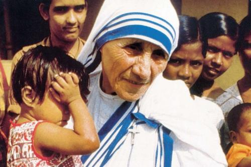 Madre Teresa santa il 4 settembre.