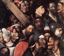 BOSCH Cristo con la croce (3)