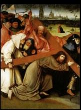BOSCH Cristo con la croce