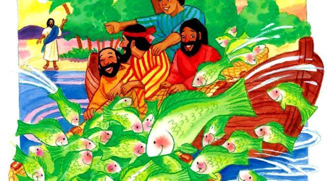 Commento al vangelo della III settimana di Pasqua.jpg