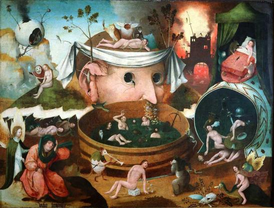 Hieronymus Bosch's Apocalyptic Visions