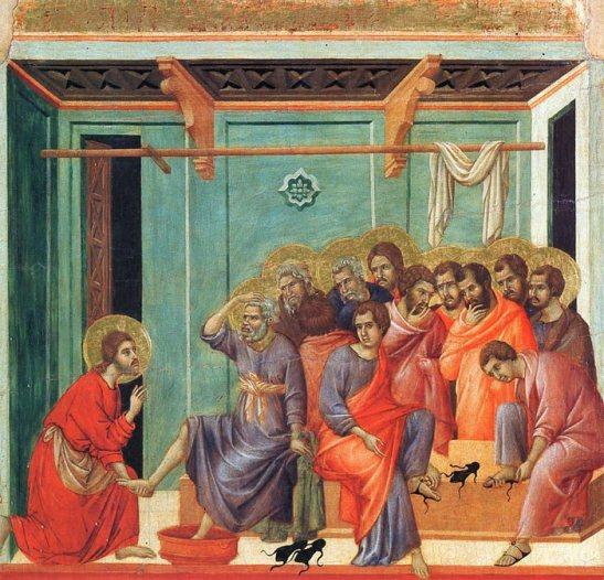 V Domenica di Pasqua - Anno C