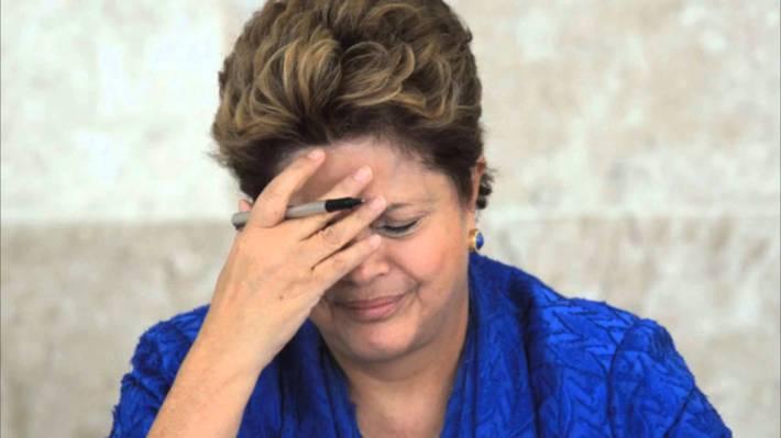 Dilma Rousseff, suspendue de ses fonctions par le Sénat..jpg