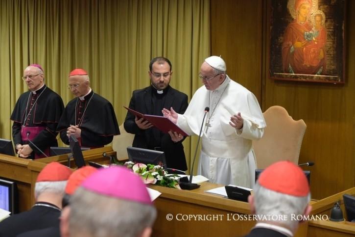 La figura del sacerdote secondo Francesco
