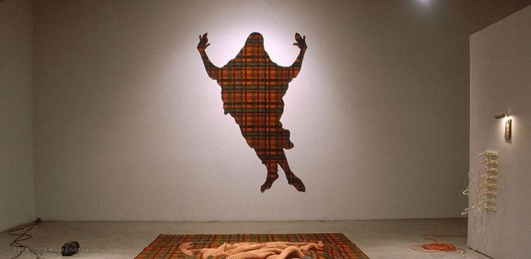 Lynn Aldrich, Grid Buster (Giovane reticolato), 1989