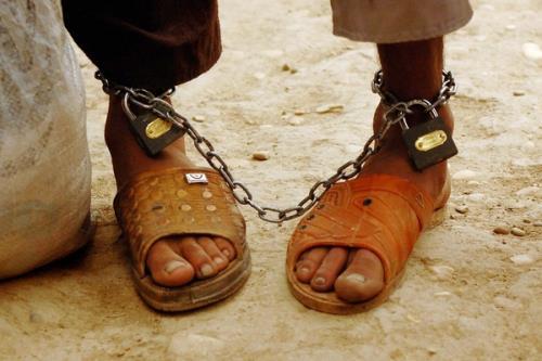 Nel mondo ci sono 45 milioni di schiavi