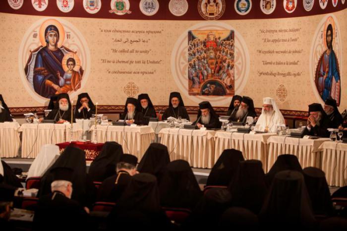 Creta pan-ortodox council