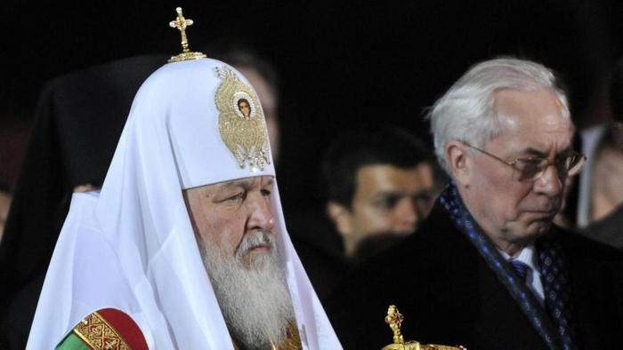 El Patriarca ruso Kirill