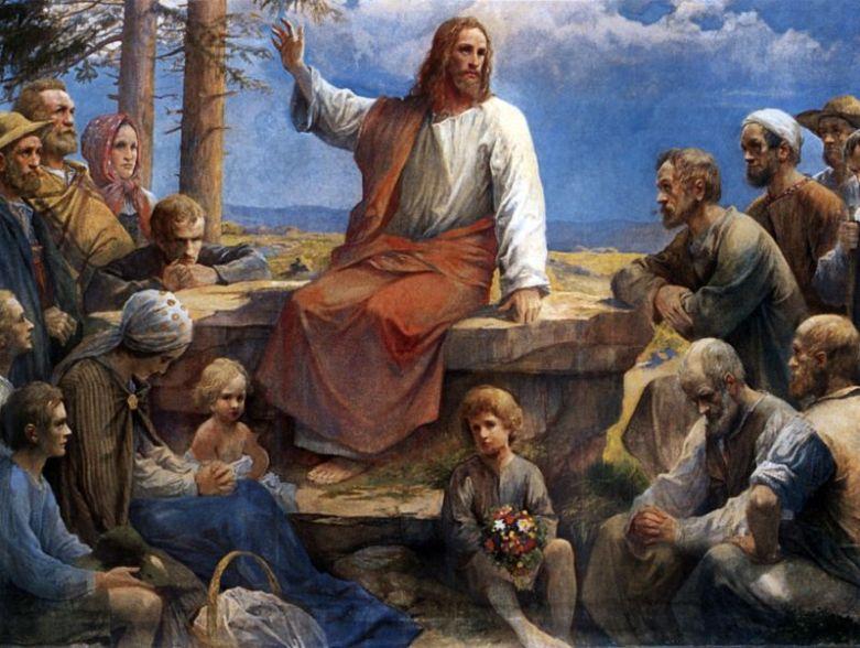 Matteo cap. 5-7, il discorso della montagna 1