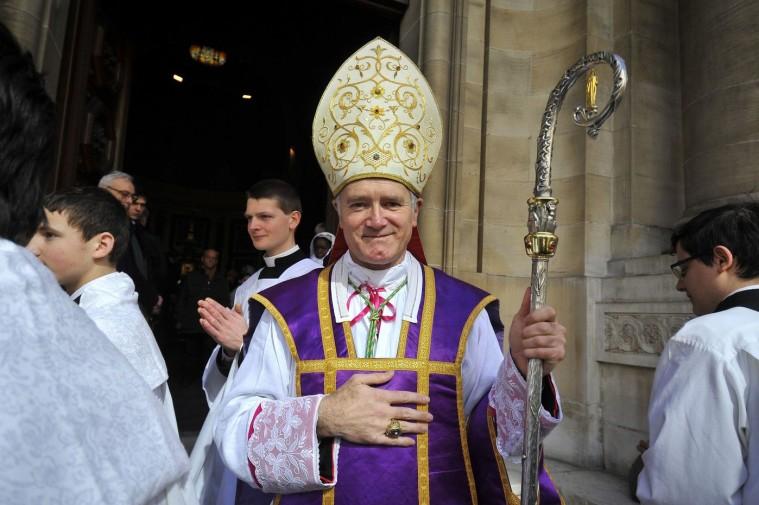 Mgr Bernard Fellay, supérieur général de la Fraternité sacerdotale Saint-Pie-X