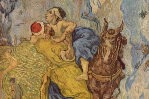 Vincent Van Gogh, Il buon Samaritano.jpg