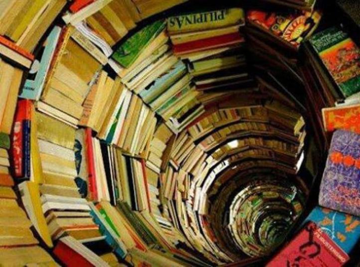 I libri possono parlarci come Dio, come gli uomini o come il rumore della città nella quale viviamo..jpg