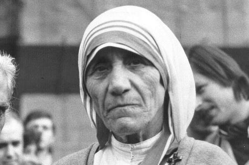 L'inedito di Madre Teresa di Calcutta