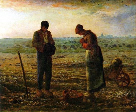 Quando lo abbiamo trovato, vita e preghiera insieme diventano per noi all'improvviso estremamente semplici..jpg