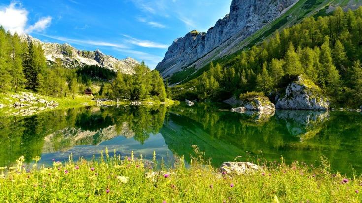 Il paesaggio è molto adatto a liberare da tutte queste immagini, perché calma e pacifica la fantasia e le emozioni.jpg