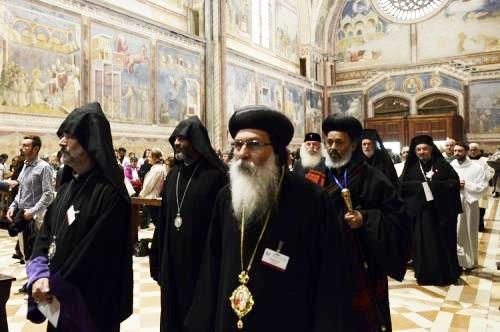 Assisi, «La pace richiede cambiamenti».jpg