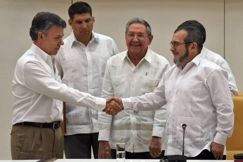 Accordo con le Farc, la Colombia sulla strada della pace.jpg