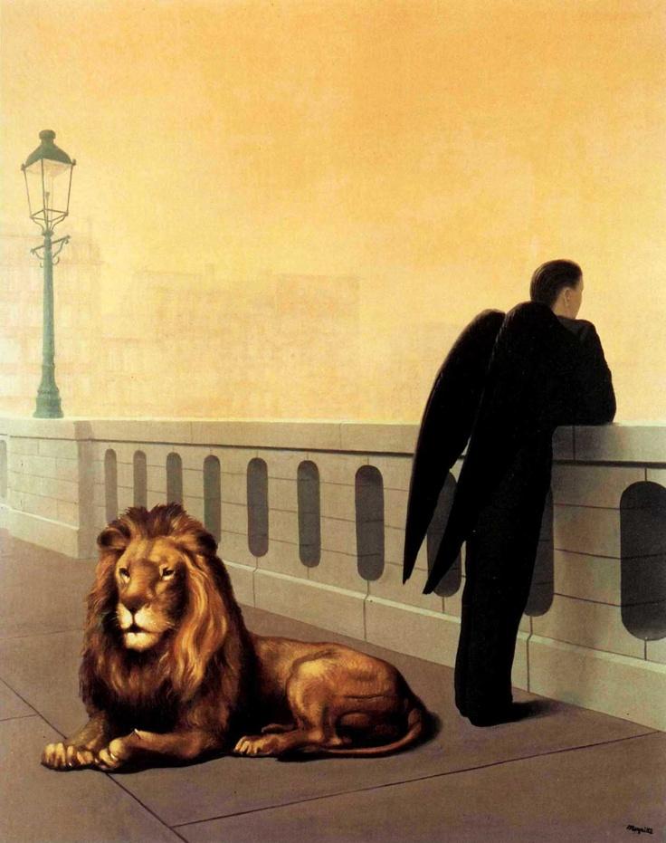 Le Mal du Pays, 1940 - Rene Magritte.jpg