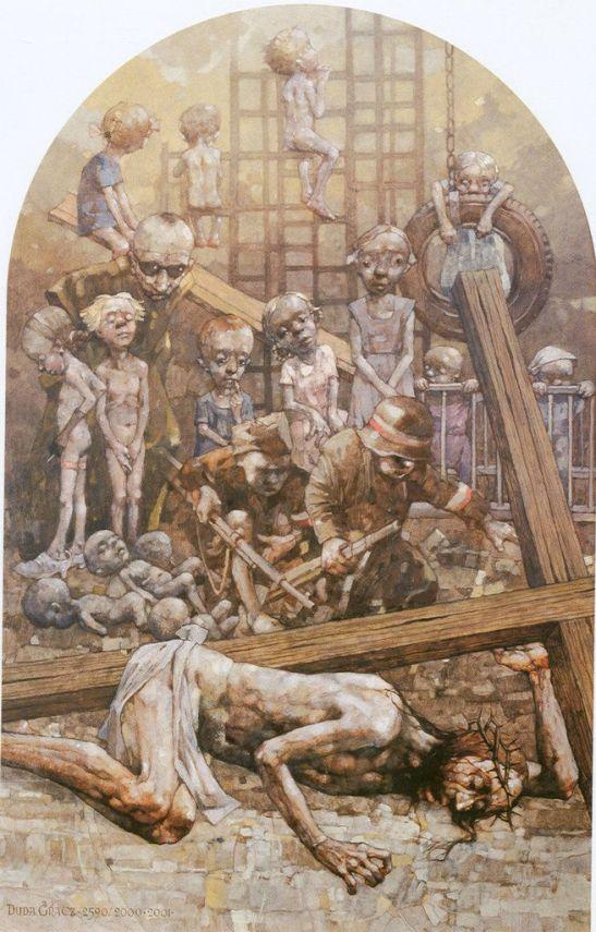 Via Crucis IX