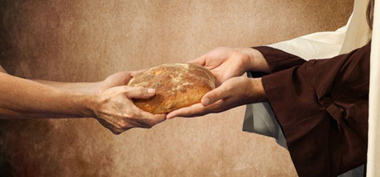 «Dacci oggi il nostro pane soprannaturale»..jpg