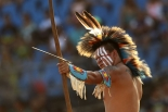 APTOPIX Brazil World Indigenous Games