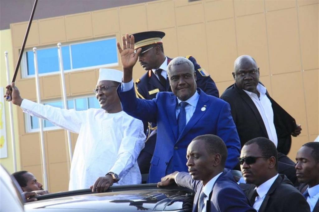 moussa-faki-ex-ministro-degli-esteri-ciadiano-e-il-nuovo-presidente-della-commissione-dellunione-africana