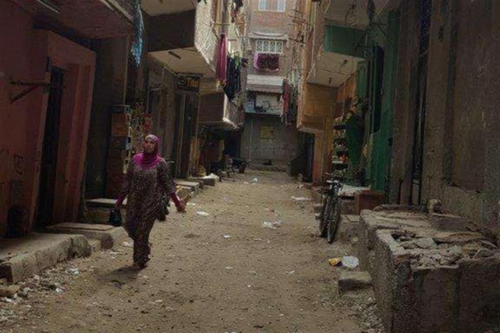 Cairo, sopravvivere (da cristiani) nel quartiere discarica1
