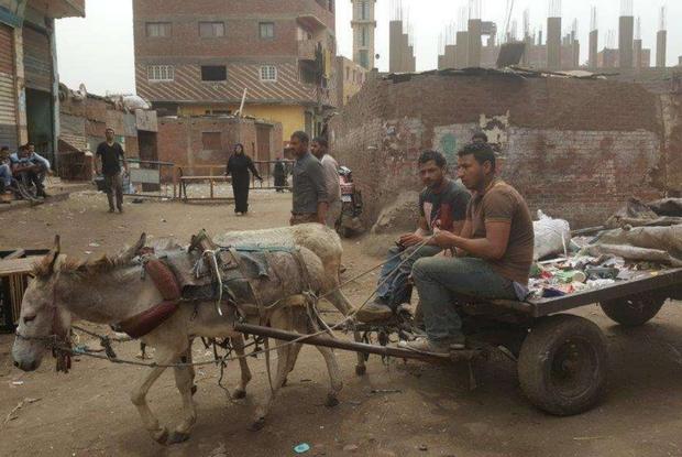 Cairo, sopravvivere (da cristiani) nel quartiere discarica4
