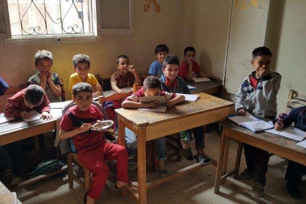 Cairo, sopravvivere (da cristiani) nel quartiere discarica5