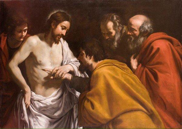 seconda domenica di Pasqua