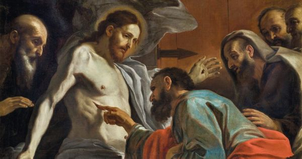 seconda domenica di Pasqua1