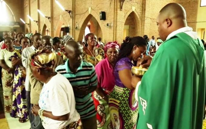 Democratic Republic Congo, Catholic Church Under Fire