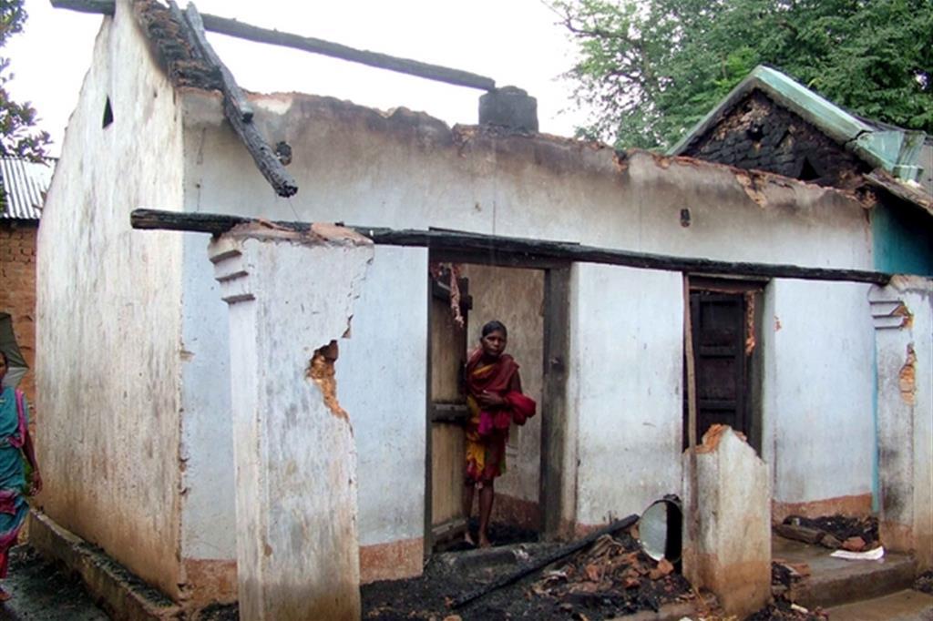 India. Il massacro di 90 cristiani in Orissa, nove anni dopo non c'è ancora giustizia.jpg