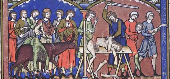 Judges-19_The-Levites-Concubine-Morgan-Picture-Bible-13th-cent