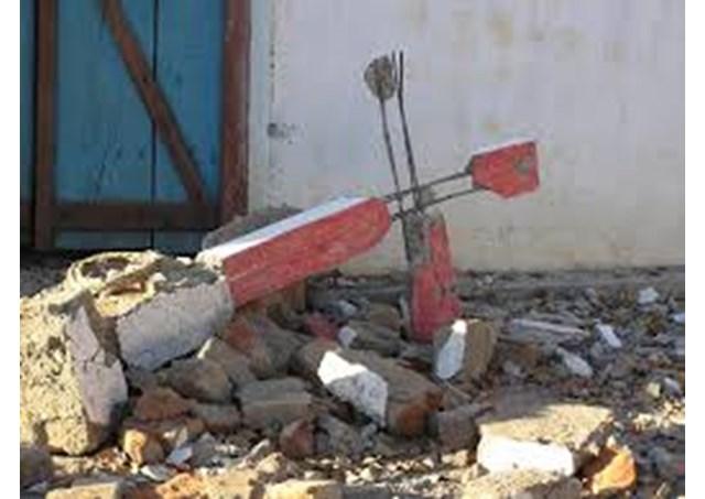 Medio Oriente una chiesa devastata - RV