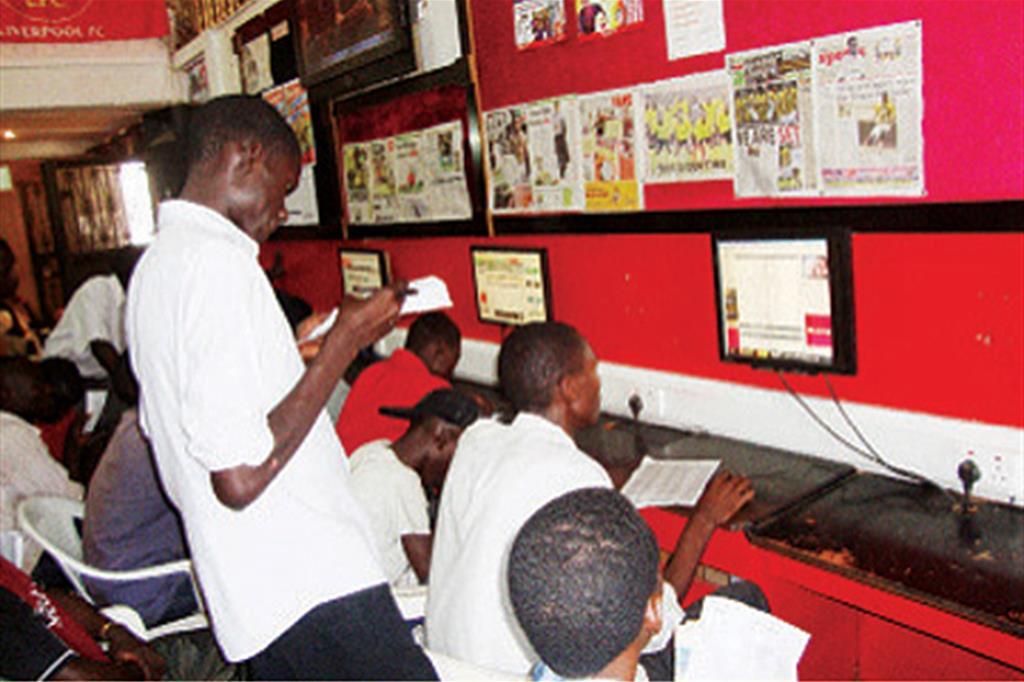 Scommesse online in Uganda