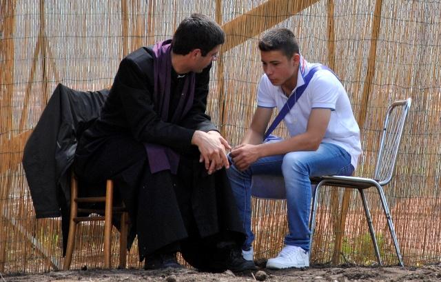 segreto della confessione