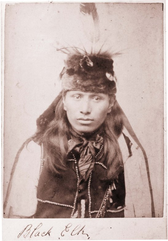 Black Elk As A Young Man