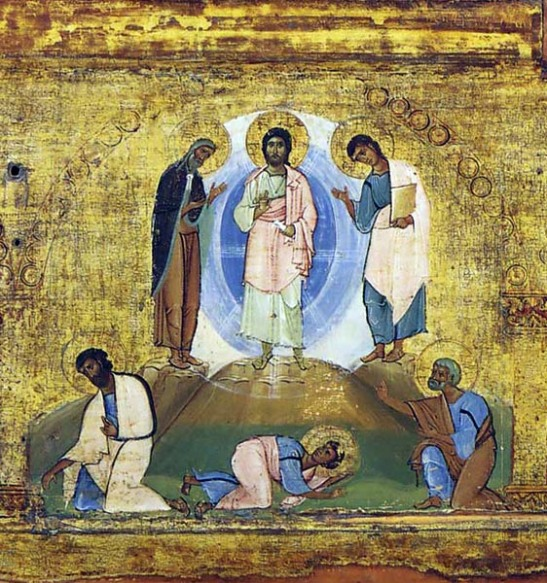 Icone trasfigurazione
