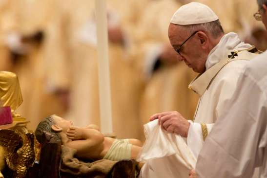 natale del papa