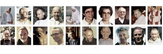 Les 19 martyrs d'Algérie