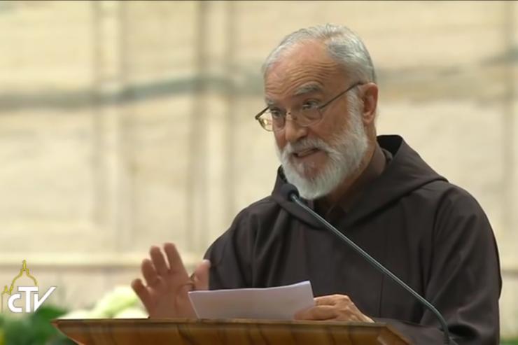 P. Cantalamessa – Première prédication de carême 2018