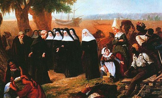 santa Maria dell'Incarnazione Guyart Martin2
